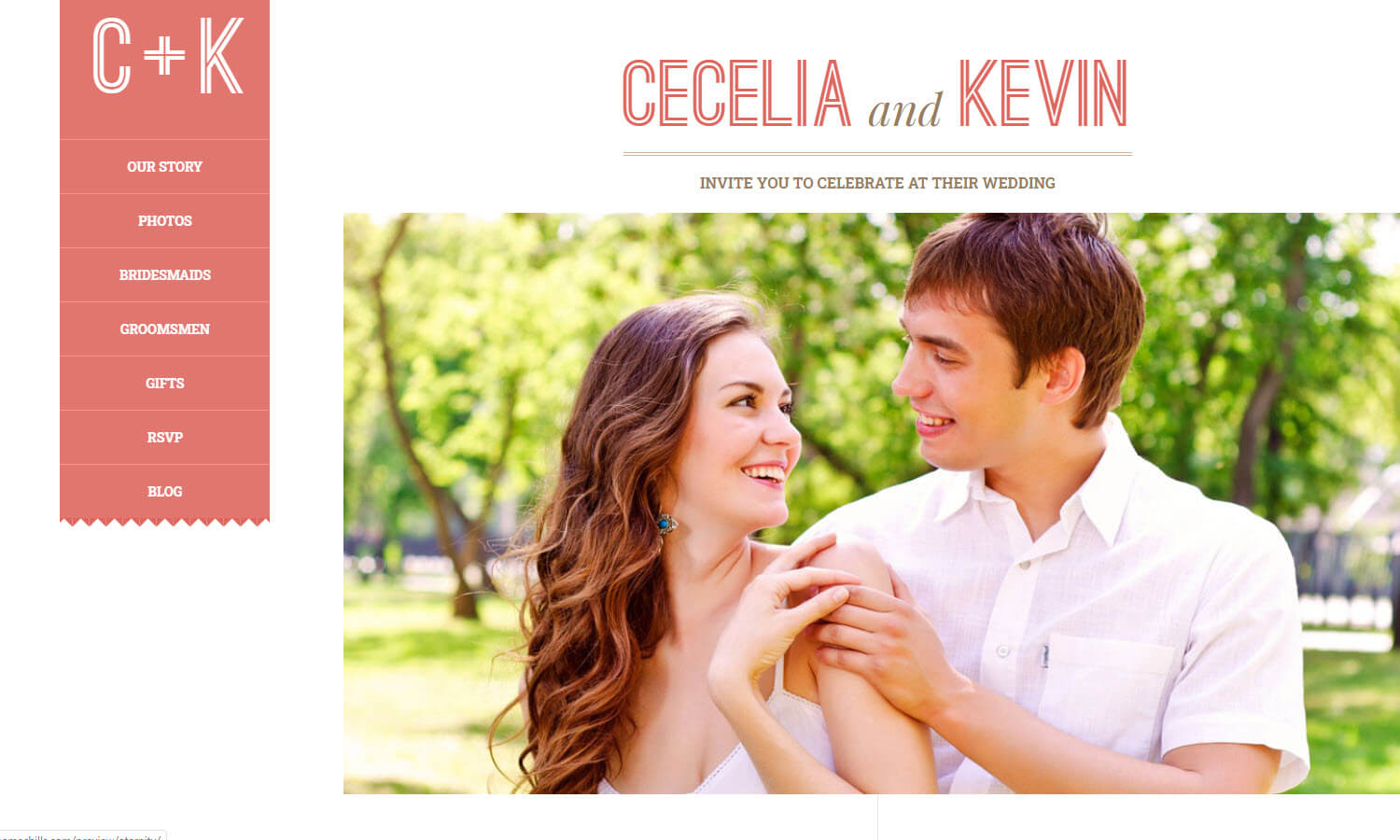 Eternity screenshot