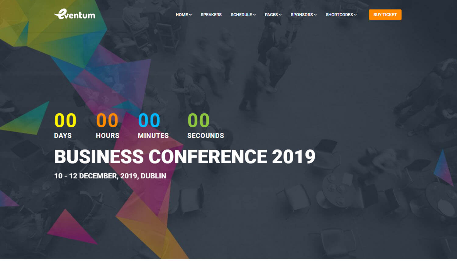 Eventum screenshot