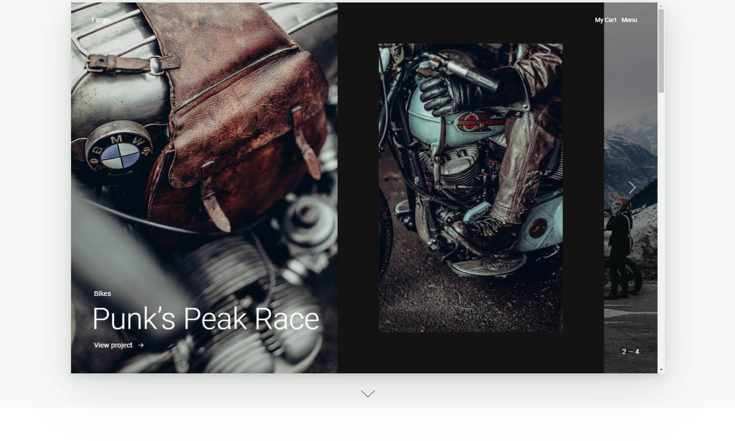 Fargo screenshot