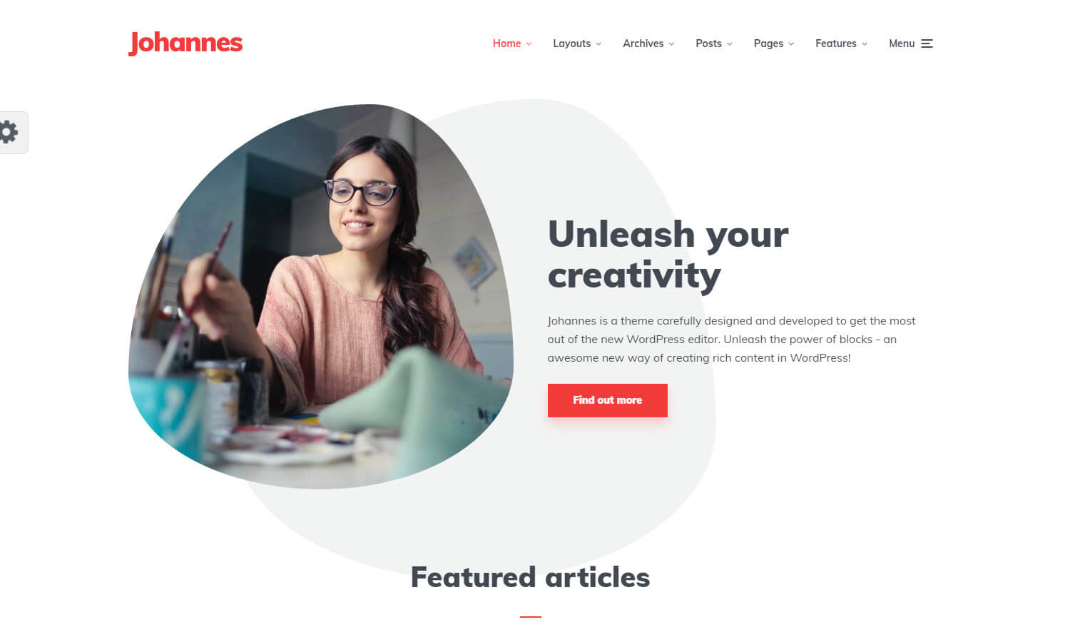 Johannes screenshot