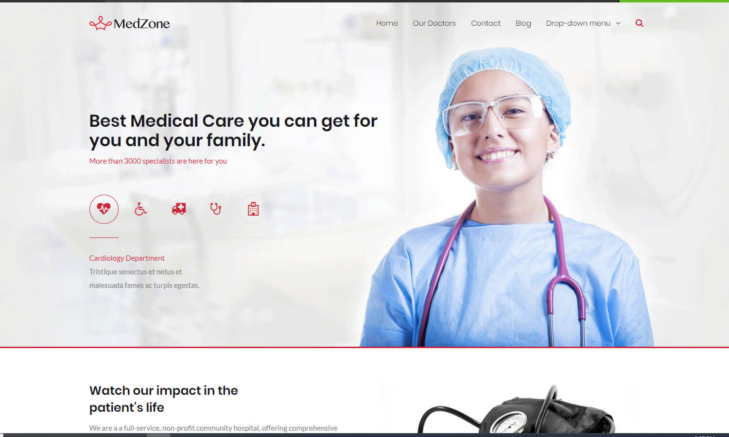 MedZone Lite screenshot
