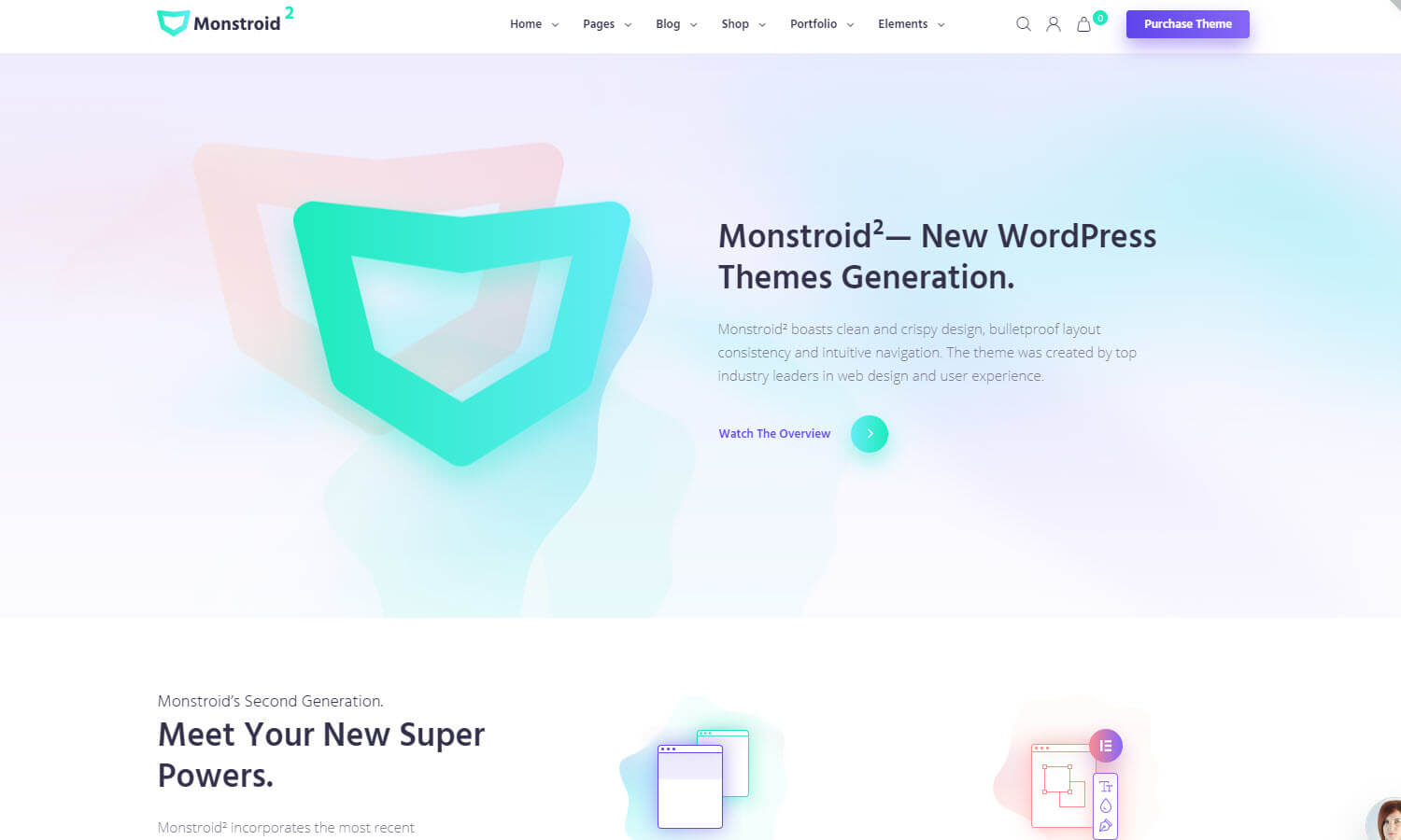Monstroid 2 screenshot