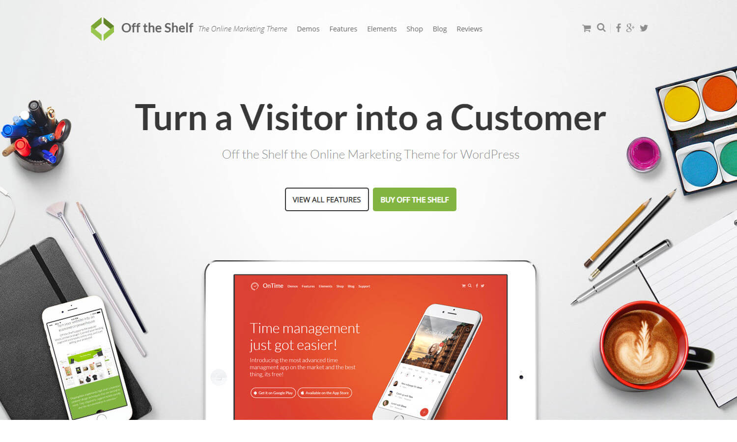 Off the Shelf screenshot