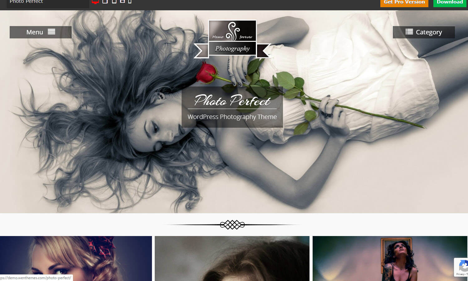 Photo Perfect screenshot