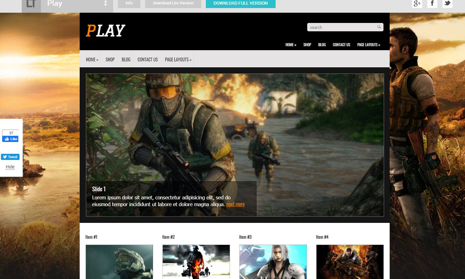 Play screenshot