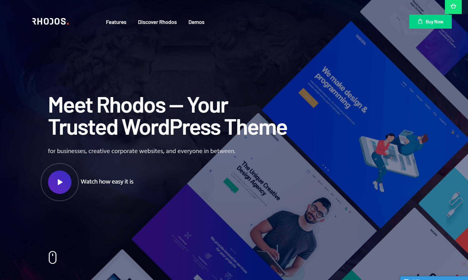 Rhodos screenshot
