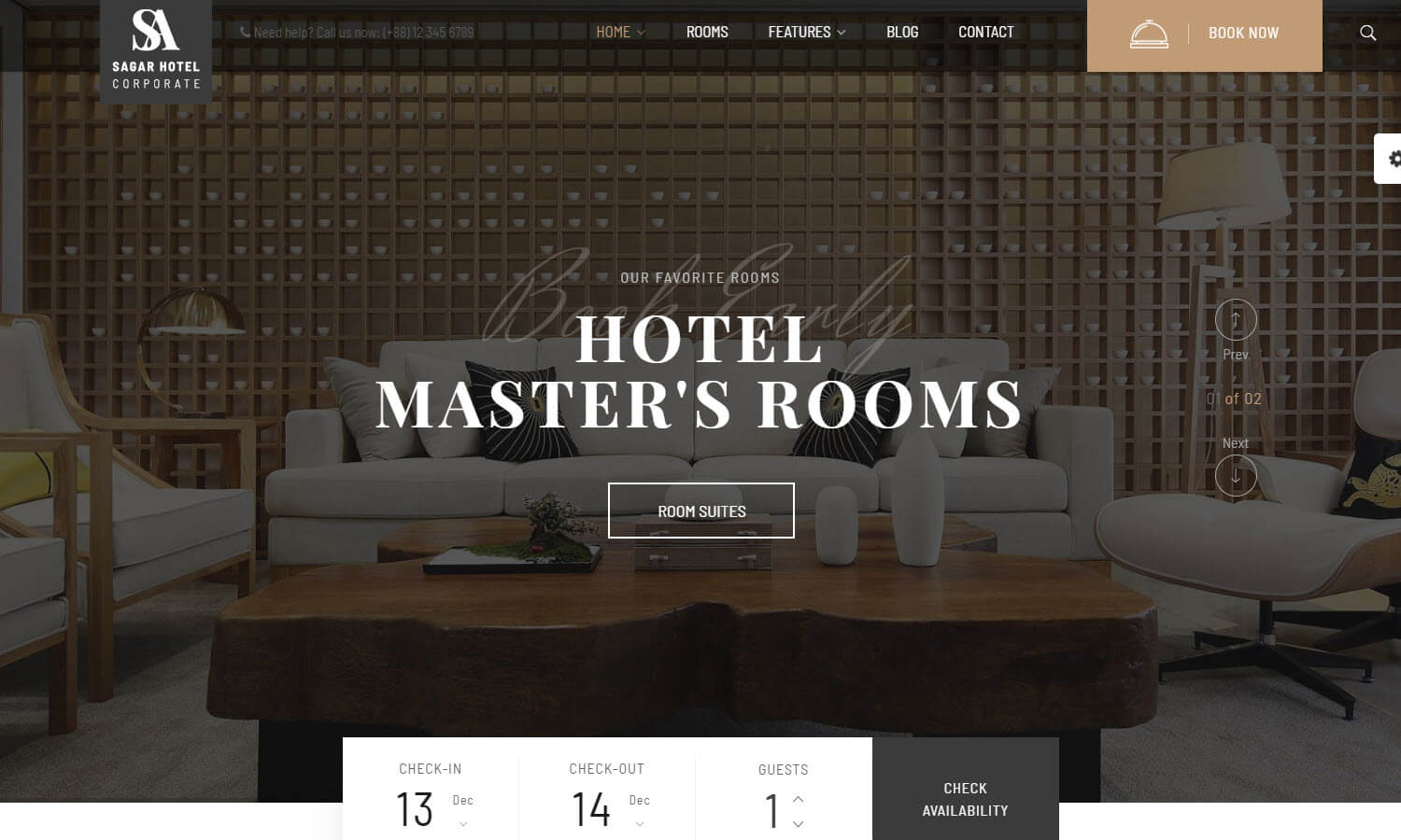 Sailing Hotel screenshot