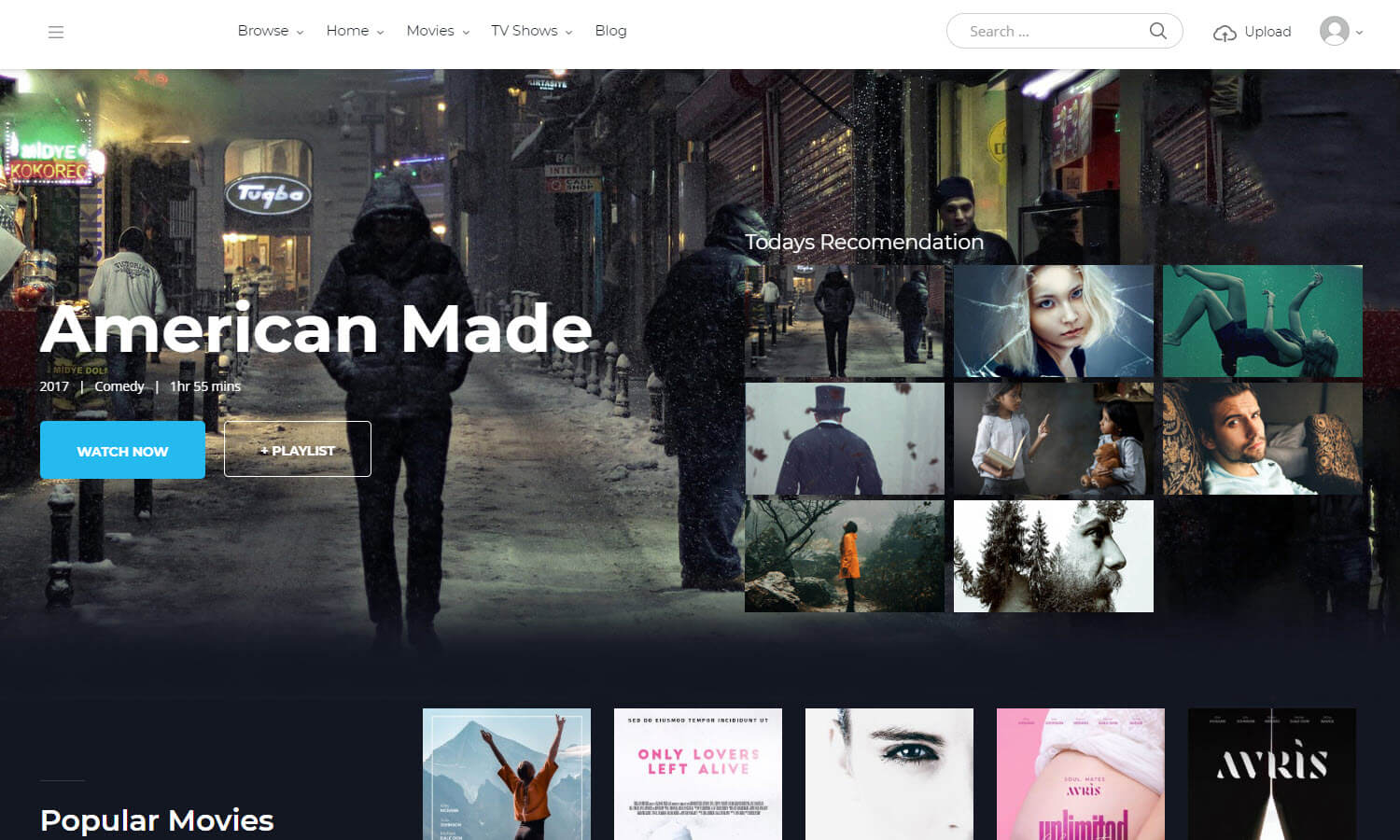 Vodi screenshot