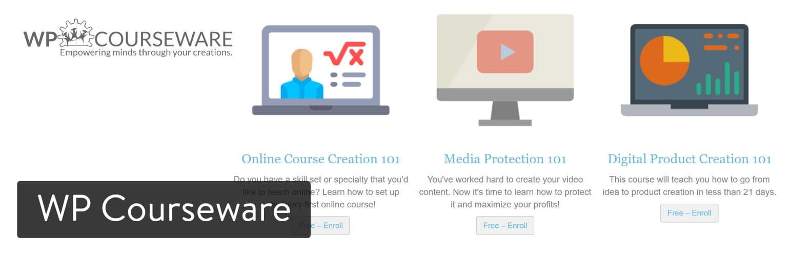 WP Courseware-plugin