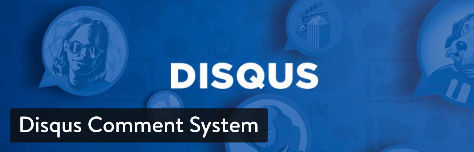 Disqus kommentar WordPress plugin