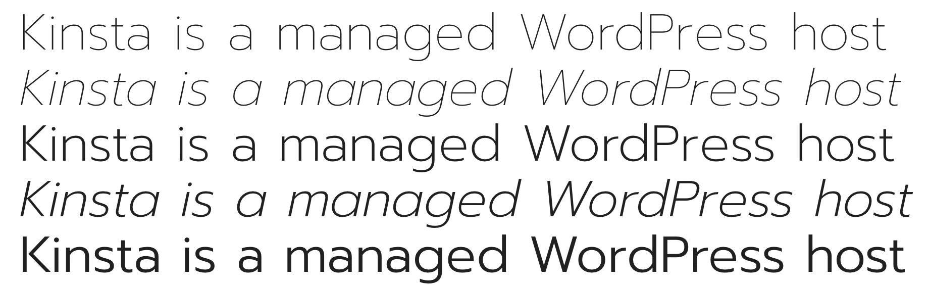 Prompt Google font