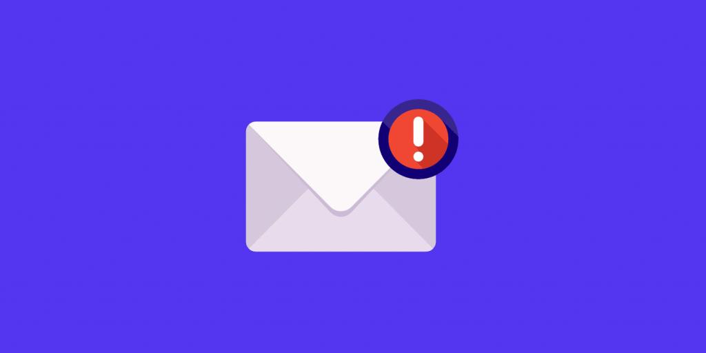Afsendelse af emails