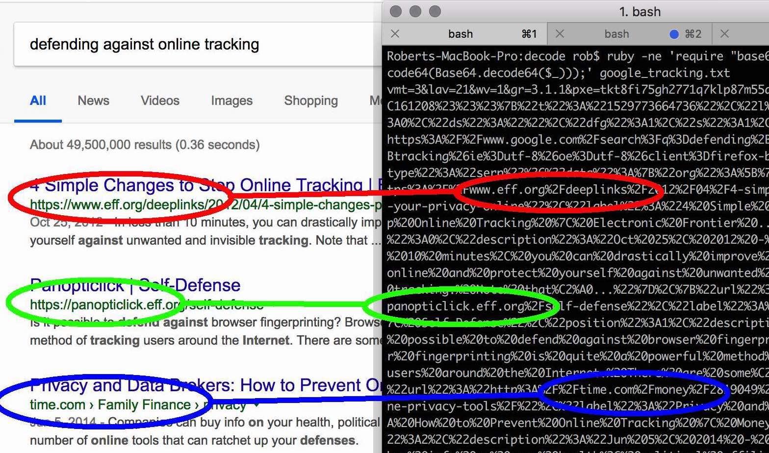 Browserforlængelse stjæler internethistorik
