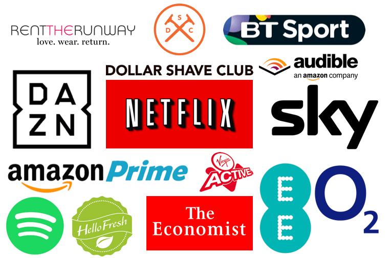 Abonnementsøkonomi