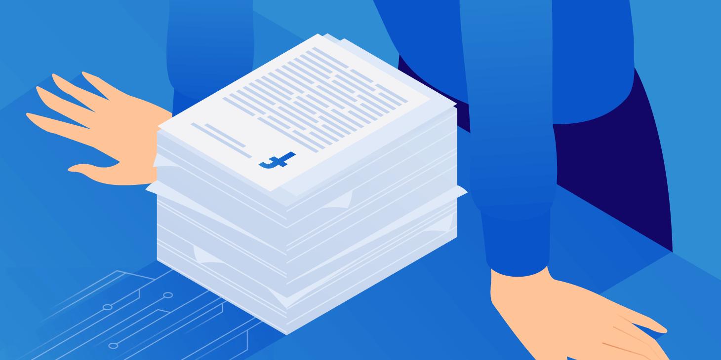Hvordan og hvorfor man skal sende en Facebook trademark-overtrædelsesrapport