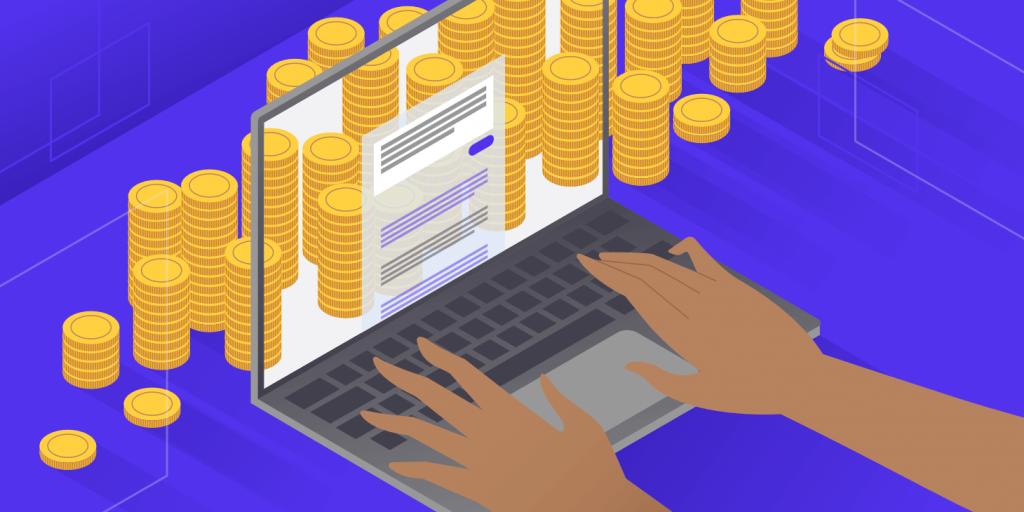 Sådan tjenes der penge på en blog i 2019 (13 rentable måder)