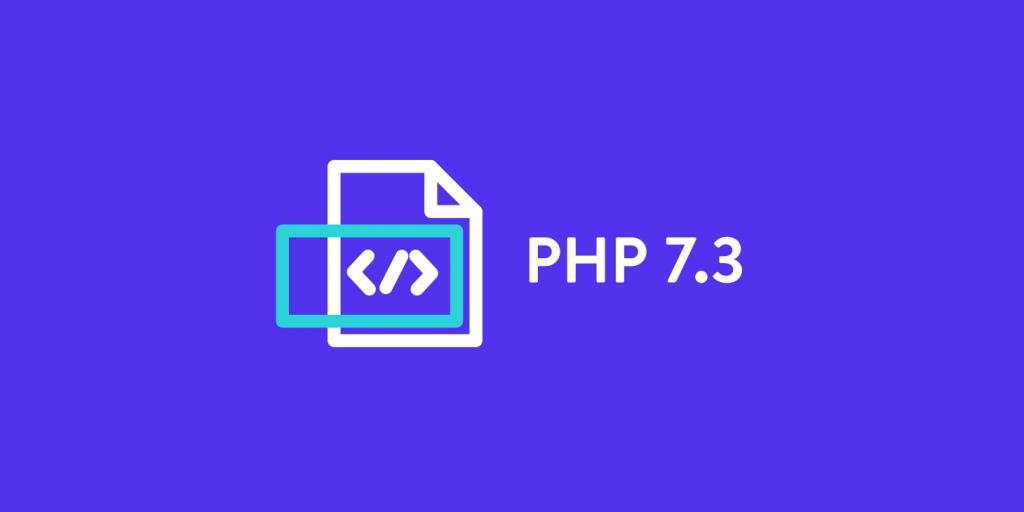 PHP 7.3 (officiel udgivelse) er nu tilgængelig på MyKinsta