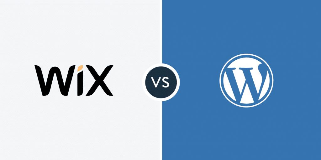 Wix vs WordPress: Hvilken skal du vælge til, at oprette et websted med?