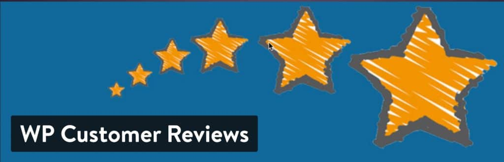 Bedste WordPress anmeldelse plugins: WP Customer Review