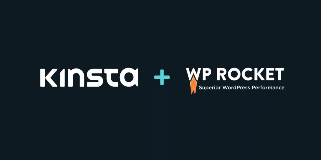 Kinsta og WP Rocket: Sætter nu fart på WordPress sammen