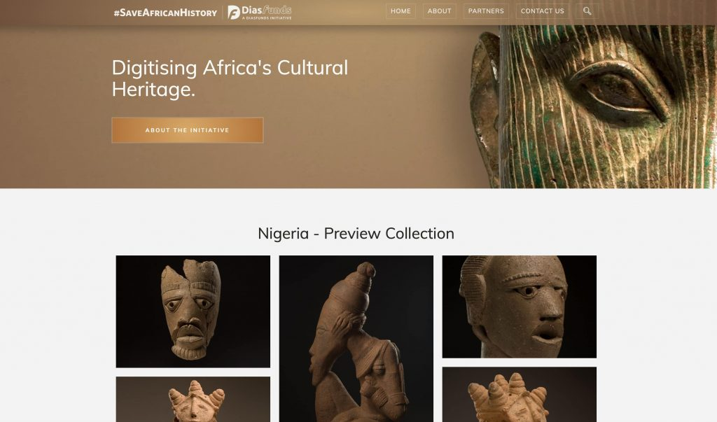 Save African History