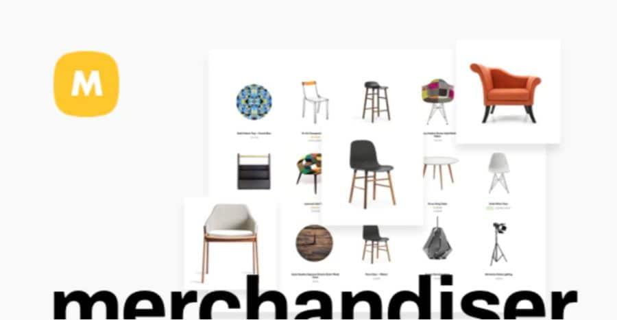 Merchandiser-tema