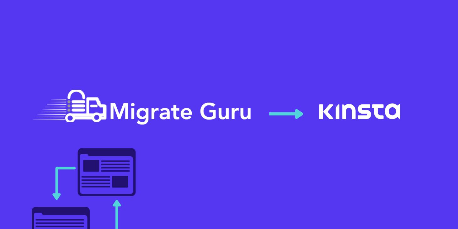 Sådan Migreres man til Kinsta med Migrate Guru Plugin