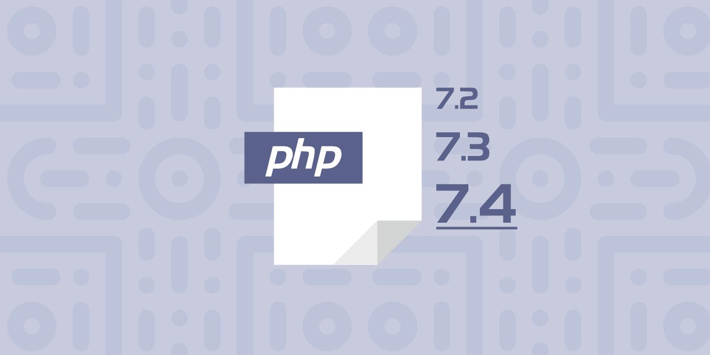 Hvorfor du skal bruge understøttede PHP-versioner