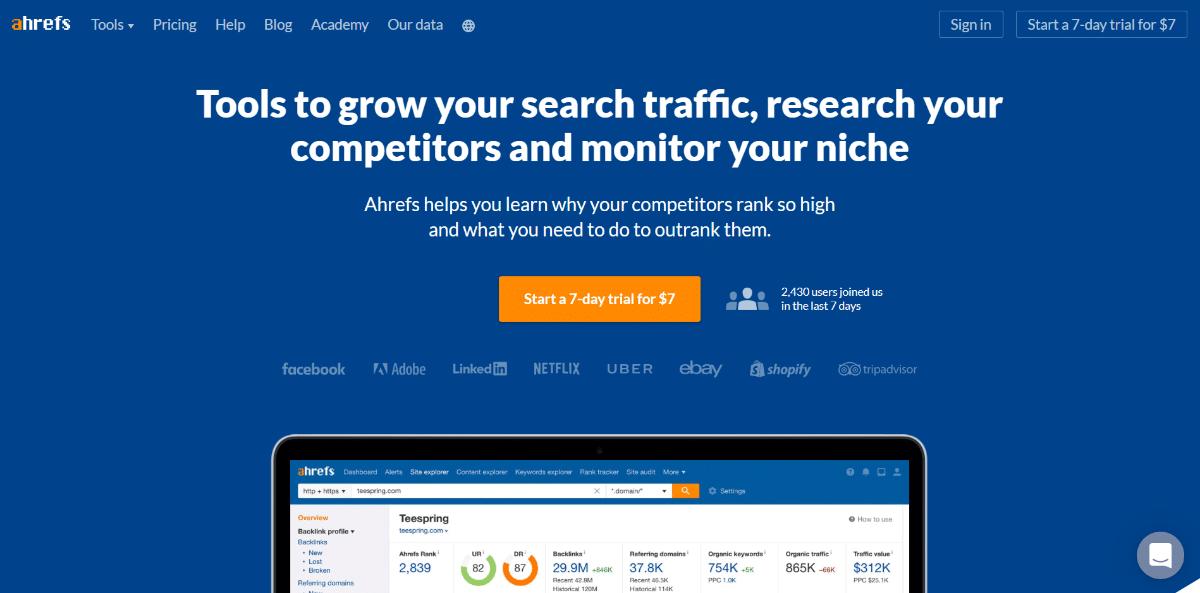 Ahrefs.com