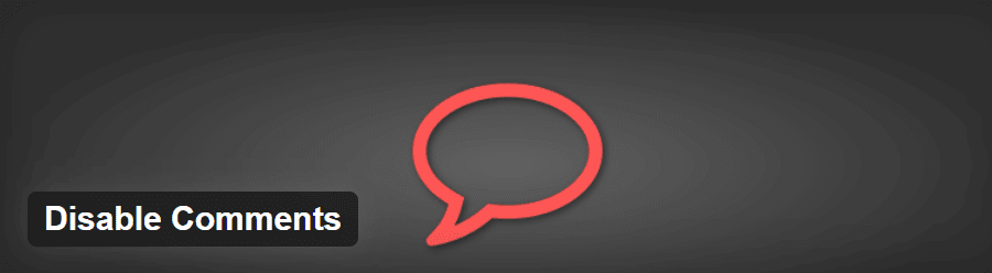 Deaktiver kommentarer WordPress-plugin