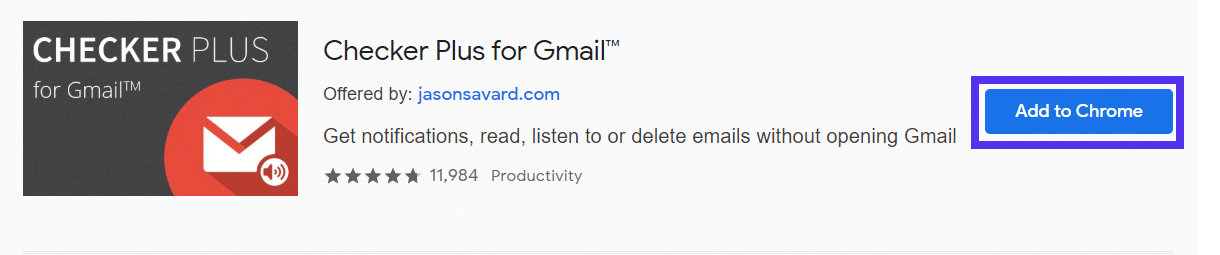 Føj til Chrome-knappen