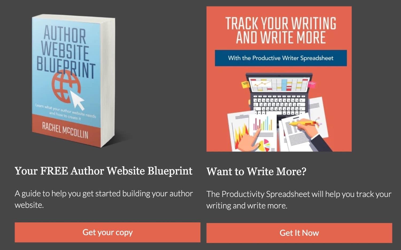Call to action-widgets på mit websted
