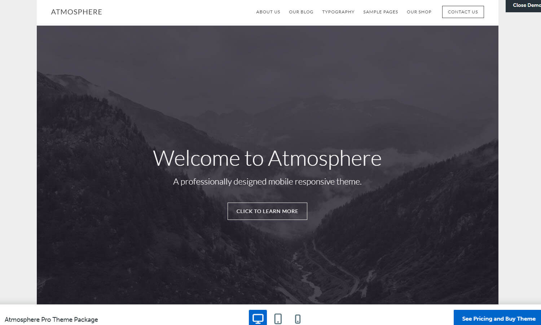 Atmosphere Pro captura de pantalla