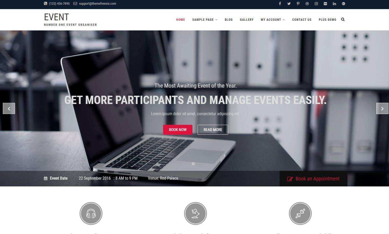 Event captura de pantalla