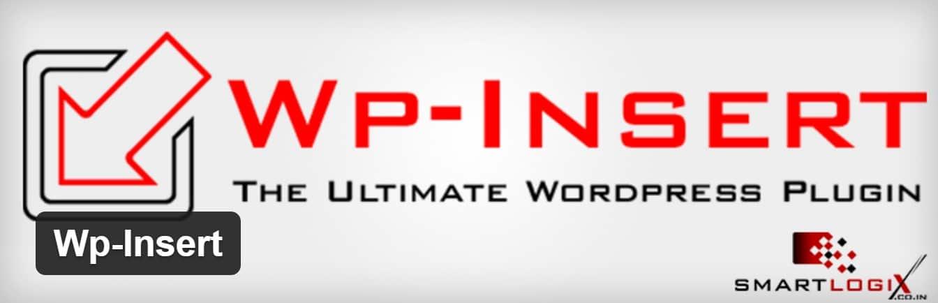 wp-insert plugin