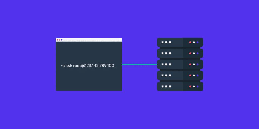 conectarse a ssh
