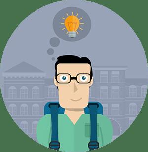 La educación de los estudiantes