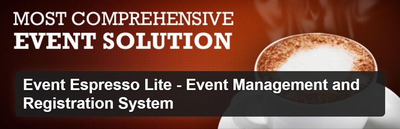 Event Espresso Lite