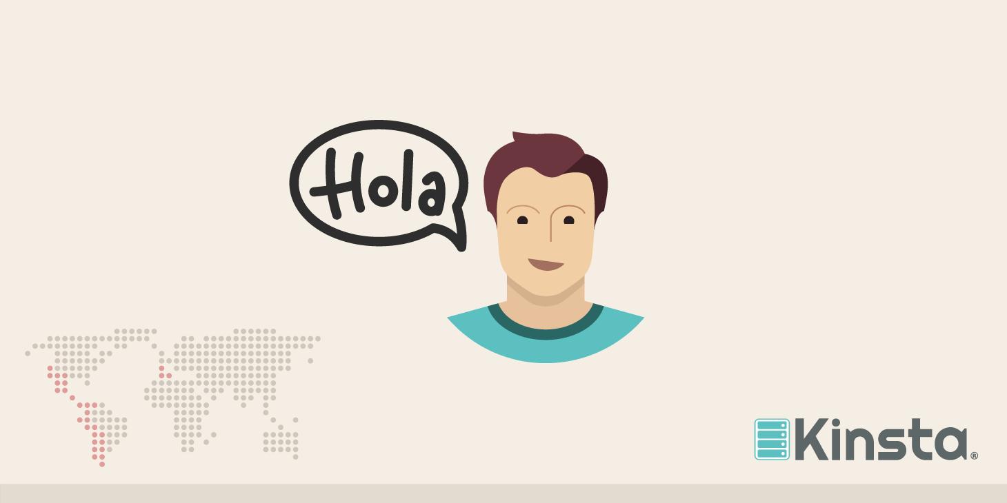 hosting español