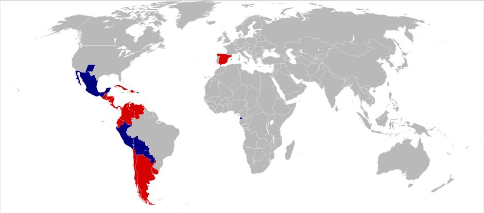 idioma oficial español