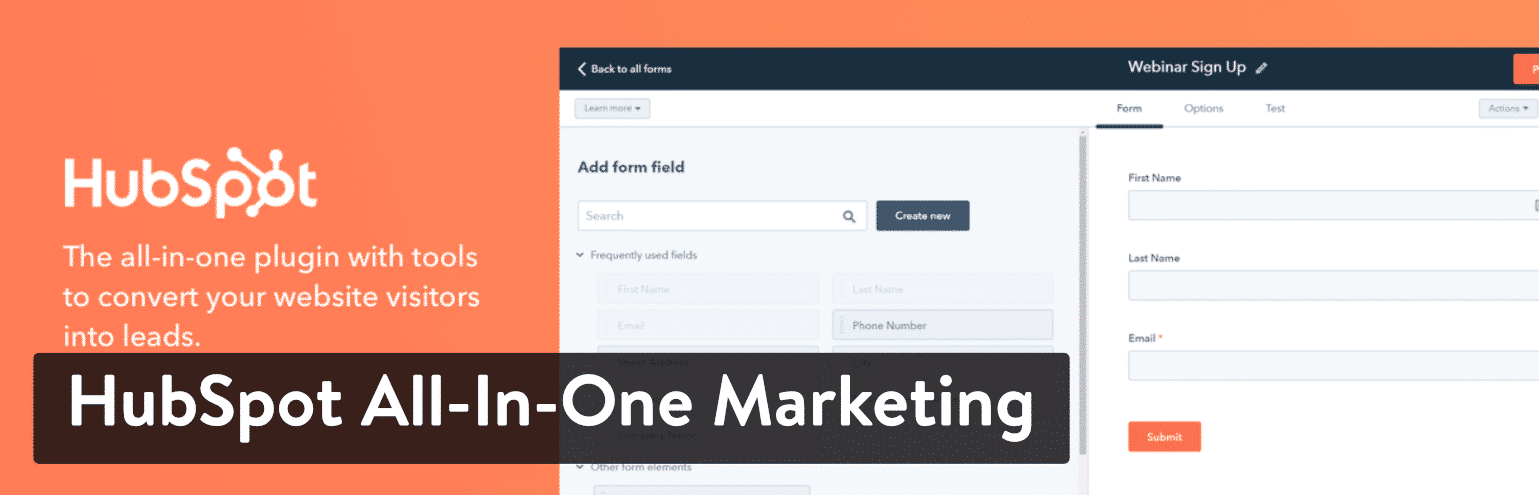 HubSpot All-In-One Marketing