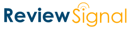 revisión empresarial de wordpress de review signal