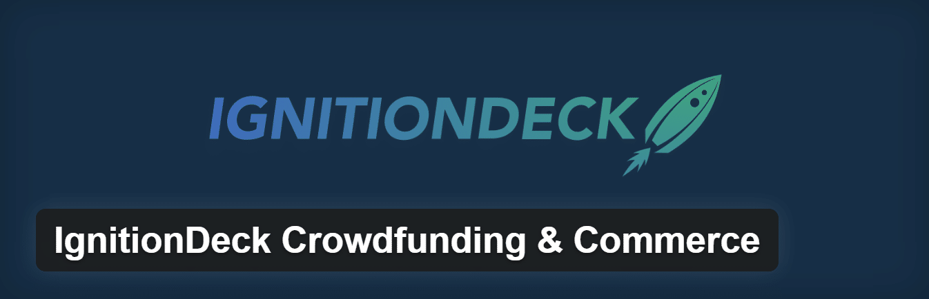 plugin de ignitiondeck crowdfunding