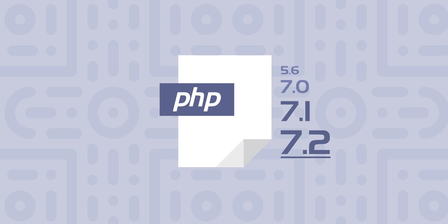 Por Qué Debería Usar Versiones De PHP Compatibles?