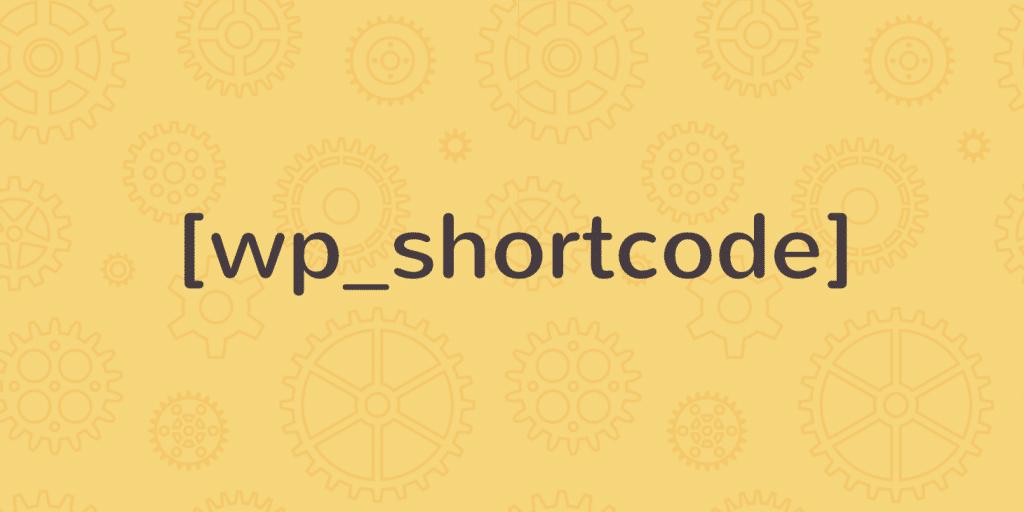 Introducción de WordPress Shortcodes para Desarrolladores