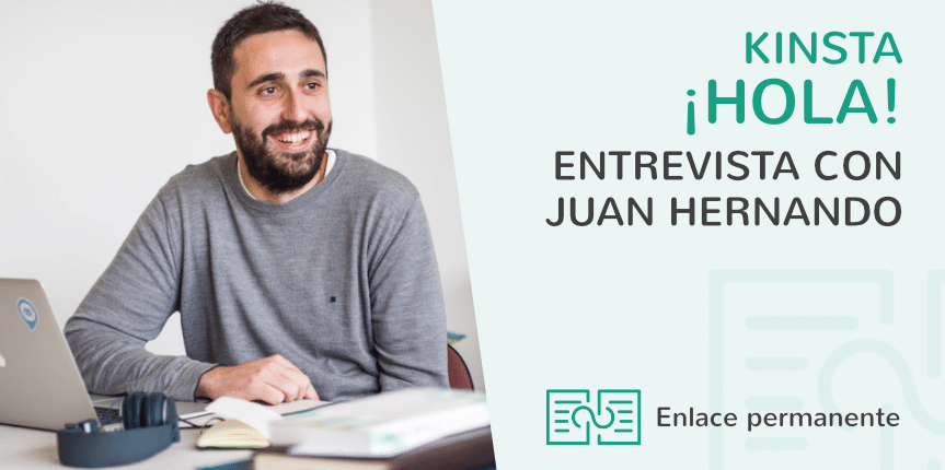 Entrevista con juan hernando