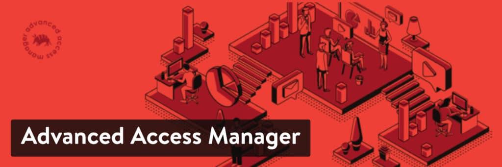 El plugin 'Advanced Access Manager'