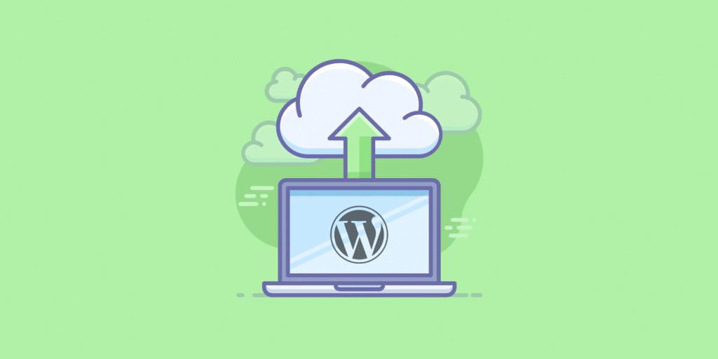 reinstalar wordpress