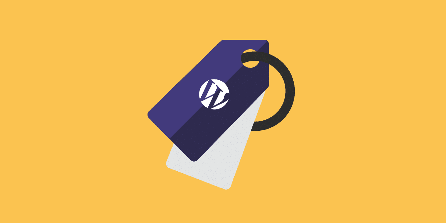 Etiquetas de WordPress