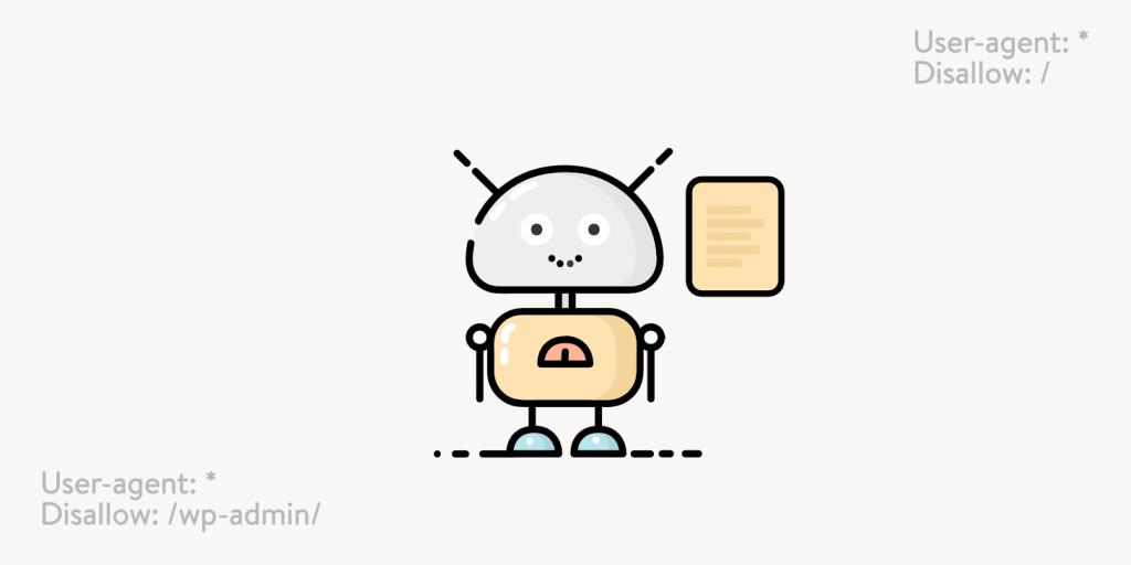 robots.txt de wordpress